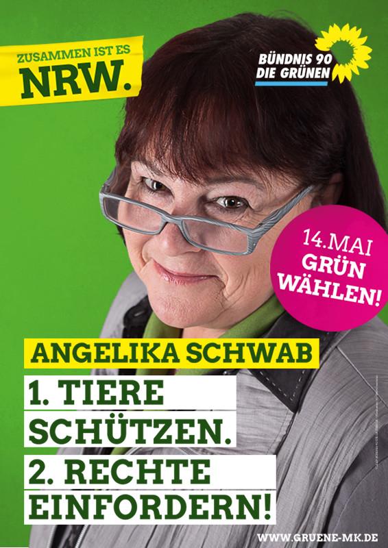 Poster_Angelika_-Tiere_schuetzen-Rechte_einfordern_stoerer