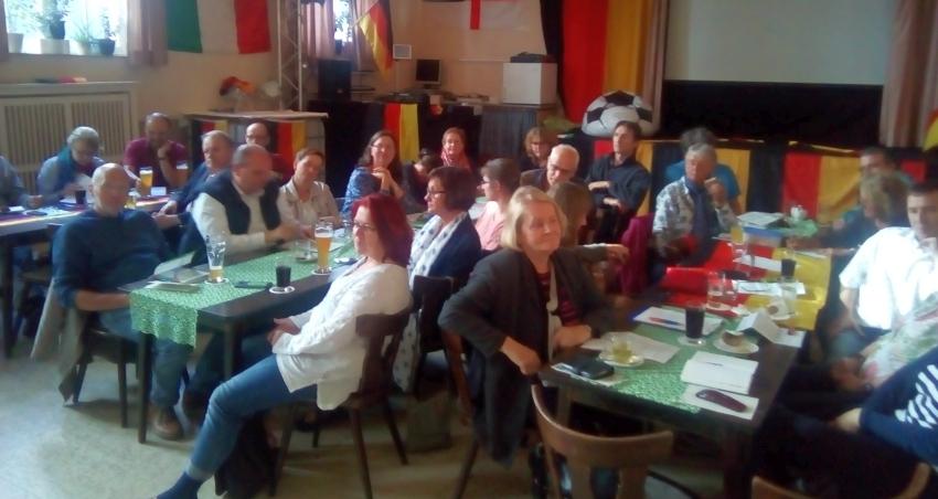 Kreismitgliederversammlung am 17.06.2016 in Lüdenscheid