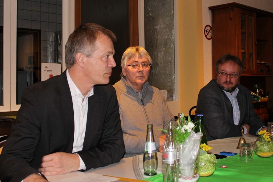Johannes Remmel zu Gast bei der Kreismitgliederversammlung am 26.02.2015