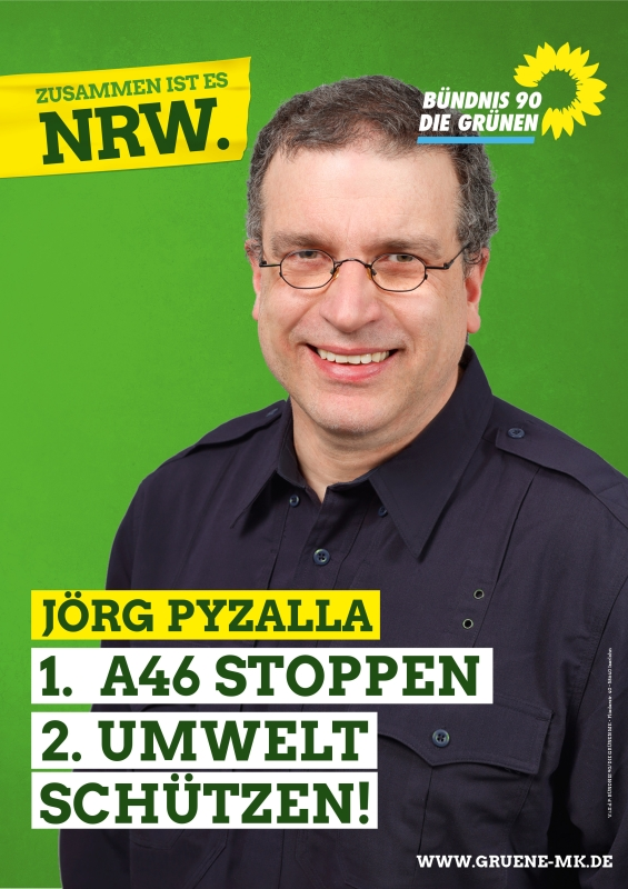Jörg Pyzalla, unser Direktkandidat für den Wahlkreis 122