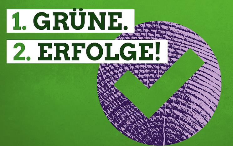 Erfahren Sie mehr über die GRÜNEN Erfolge bei den GRÜNEN NRW...
