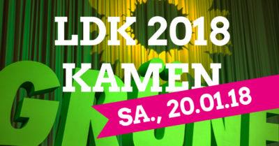 Landesparteitag der GRÜNEN NRW @ Stadthalle Kamen | Kamen | Nordrhein-Westfalen | Deutschland