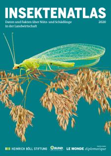 Insektenatlas 2020 jetzt bestellen oder kostenlos herunterladen...