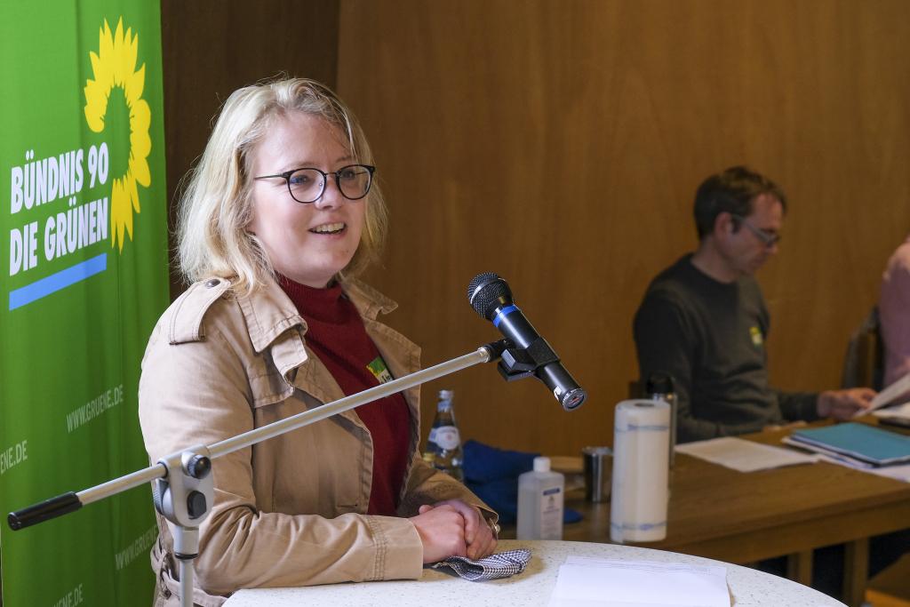 Kommunalwahl 2020: Vorstellung von Kirsten Petereit-Fredl