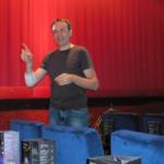 Einleitung zum Film durch John Haberle