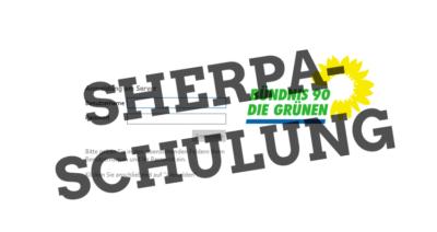 Sherpa-Schulung (intern) @ bei Paolino | Meinerzhagen | Nordrhein-Westfalen | Deutschland